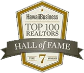 Hawaii Business award
