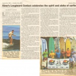 Lahaina News Article