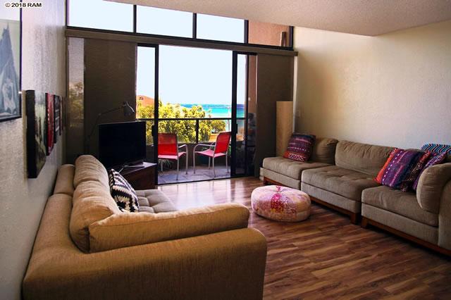 Kahana Villa Unit: F401 Napili/Kahana/Honokowai, Hawaii 96761
